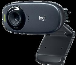 LOGITECH - Logitech C310 Webcam HD Siyah 960-001065