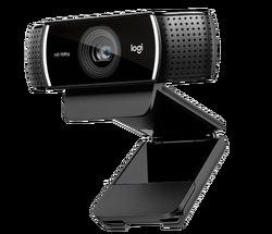 LOGITECH - Logitech C922 Pro Stream Webcam 960-001088