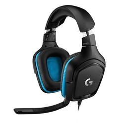 LOGITECH - Logitech G432 Wired Gaming Kulaklık 981-0007707.1 SURROUND SOUND WIRED