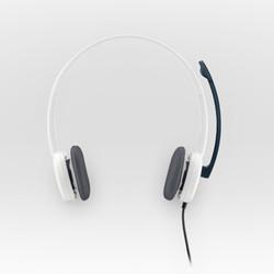 LOGITECH - Logitech H150 Kablolu Kulaklık Beyaz 981-000350