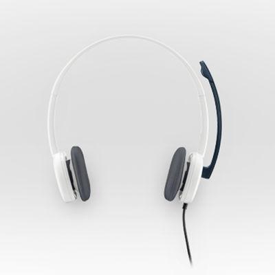 Logitech H150 Kablolu Kulaklık Beyaz 981-000350