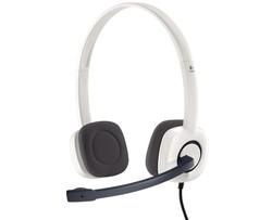 Logitech H150 Kablolu Kulaklık Beyaz 981-000350 - Thumbnail