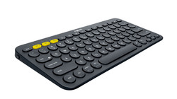 LOGITECH - LOGITECH K380 BLUETOOTH GREY KEYBOARD TR Q 920-007586
