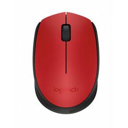 LOGITECH - Logitech M171 Kablosuz Mouse USB Kırmı 910-004641
