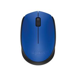 Logitech M171 Kablosuz Mouse USB Mavi 910-004640 - Thumbnail