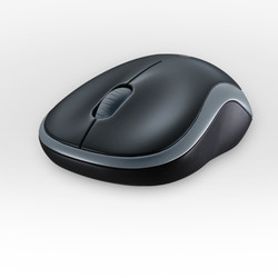 LOGITECH - Logitech M185 Kablosuz Mouse Usb Mavi 910-002236