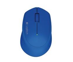 Logitech M280 Kablosuz Mouse Usb Mavi 910-004290 - Thumbnail