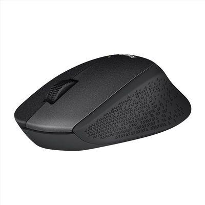 LOGITECH M330 Nano Alıcılı Kablosuz siyah Sılent Mouse