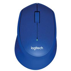 Logitech M330 Sılent Mouse Usb Mavi 910-004910 - Thumbnail