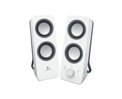 Logitech Z200 1+1 Hoparlör Beyaz 980-000811