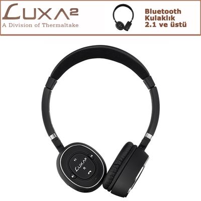 LUXA2 Bluetooth Kulaklık - Siyah (LHA0049-A)