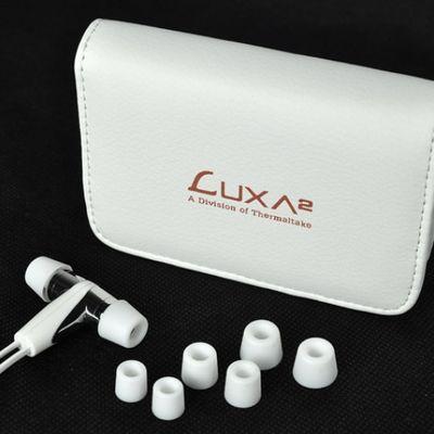 LUXA2 F2 Kulak İçi Kulaklık - Siyah (LHA0010-A)