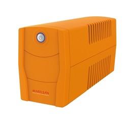MAKELSAN - MAKELSAN 650va 360w Lion Plus LineInteractive LED Ekran 5/10 dk Turuncu 1x 12v 7amper