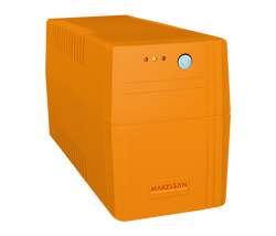 MAKELSAN - MAKELSAN LION 650 VA (1X7AH) LINE INTERACTIVE (MU00650L11MP005)