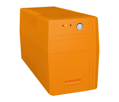 MAKELSAN LION 650 VA (1X7AH) LINE INTERACTIVE (MU00650L11MP005)