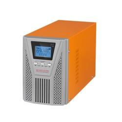 MAKELSAN - MAKELSAN Tower 1kva 900w 1/1F PowerPack SE OnLine Lcd Ekran 4/8 dk 2x 12v 7amper