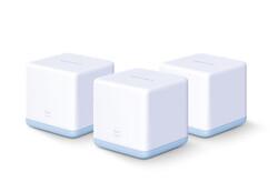 TP-LINK - MERCUSYS Halo S12(3-Pack) AC1200 Tüm Ev Mesh Wi-Fi Sistemi