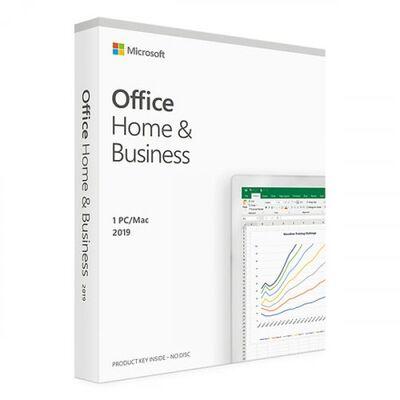 MICROSOFT Office 2019 Ev ve İş Trk Kutu T5D-03334