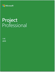 Microsoft - MICROSOFT PROJECT PROFESSIONAL 2021- ESD H30-05939