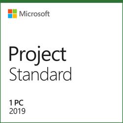 Microsoft - MICROSOFT PROJECT STANDART 2021 - ESD 076-05905