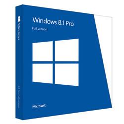 MICROSOFT - Microsoft Windows 8.1 Pro Trk 32/64 Bit Kutu FQC-07358
