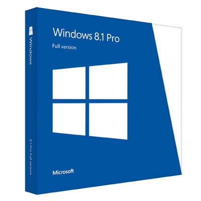 Microsoft Windows 8.1 Pro Trk 32/64 Bit Kutu FQC-07358