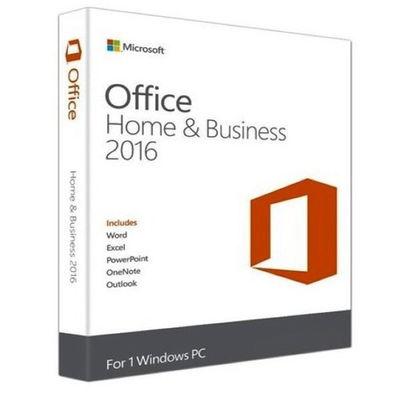 MS Office 2016 Ev ve İş Türkçe Kutu T5D-02714