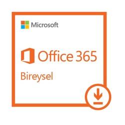 MICROSOFT - MS OFFICE 365 BIREYSEL 32/64BIT TURKCE-INGILIZCE ELEKTRONIK LISANS 1 YIL QQ2-00006