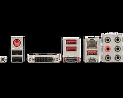 MSI B450 TOMAHAWK MAX AM4 DDR4 3466(OC) DVI HDMI M.2 USB3.2 RGB ATX - Thumbnail