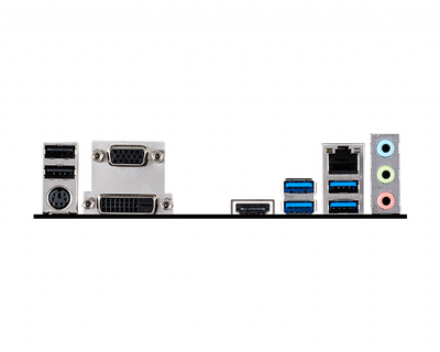 MSI B460M PRO SOKET 1200 DDR4 2933 VGA DVI HDMI M.2 USB 3.2 MATX