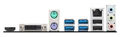 MSI B550M-A PRO DDR4 4600(OC)Mhz HDMI DP ATX AM4 - Thumbnail