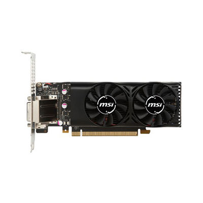 MSI GeForce GTX 1050TI 4GT GDDR5 128Bit Hdmi Dp LP