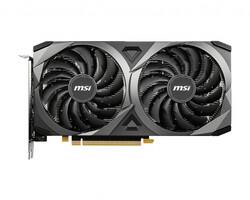 Msı GeForce RTX 3060 Ventus 2X 12G OC 12GB GDDR6 192Bit DX12 Gaming (Oyuncu) Ekran Kartı - Thumbnail