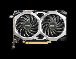 MSI GTX 1660 SUPER VENTUS XS OC 6GB Geforce GTX1660S GDDR6 192bit HDMI 3xDP 16x Ekran Kartı - Thumbnail