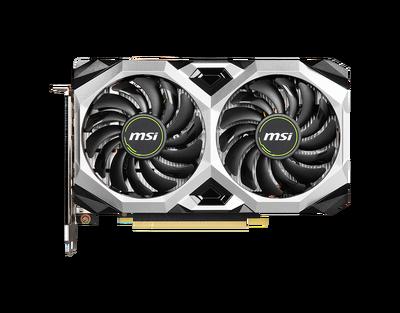 MSI GTX 1660 SUPER VENTUS XS OC 6GB Geforce GTX1660S GDDR6 192bit HDMI 3xDP 16x Ekran Kartı