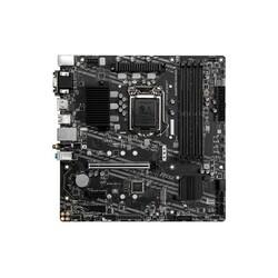 MSI - MSI INTEL MAG B460M PRO-VDH WIFI DDR4 2933 VGA DVI HDMI SOKET 1200 M.2 USB 3.2 WIFI MATX