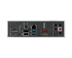 MSI - MSI MAG B550M MORTAR AM4 DDR4 4400(OC) HDMI DP M.2 USB3.2 MATX