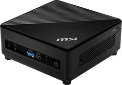 MSI - MSI MINIPC CUBI 5 10M-063EU I5-10210U 8GB DDR4 512GB SSD W10 SIYAH