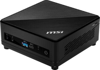 MSI MINIPC CUBI 5 10M-063EU I5-10210U 8GB DDR4 512GB SSD W10 SIYAH