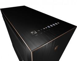 MSI MPG SEKIRA 500G Temperli Cam 3x Fan ATX Gaming Bilgisayar Kasası - Thumbnail