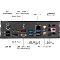 MSI Z490 MPG Z490 GAMING EDGE WIFI DDR4 SATA3 M2 PCIe NVME HDMI DP PCIe 16X v3.0 1200p ATX - Thumbnail