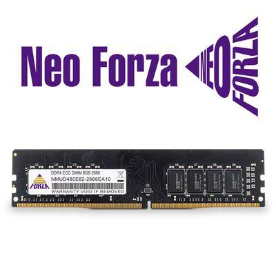 NEOFORZA 8GB DDR4 2666MHZ CL19 TEK MODÜL PC RAM VALUE NMUD480E82-2666EA10