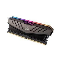 NEOFORZA - NEOFORZA DDR4 16gb (2x8gb) 3200mhz MARS RGB NMGD480E82-3200DF20 PC Ram CL16 288pin Siyah RGB Soğutuculu