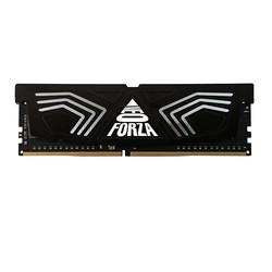 NEOFORZA - NEOFORZA DDR4 16gb 3200mhz Gaming NMUD416E82-3200DB11 PC Ram CL17 288pin Siyah Soğutuculu