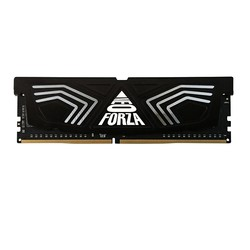 NEOFORZA - NEOFORZA DDR4 8gb 3200mhz Gaming NMUD480E82-3200DB11 PC Ram CL17 288pin Siyah Soğutuculu