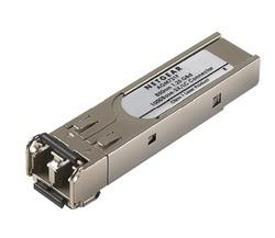 NETGEAR - Netgear AGM731F 1000Base-SX Fibre SFP GBIC Module, short range 550m in 50/125µm Multi Mode Fiber