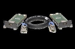 NETGEAR - Netgear NG-AX742 24G/48G Stack Kit'i M5300 Serisi için 2 x AX742 modül, 1 x CX4 kablosu dahil