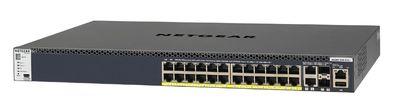 Netgear NG-GSM4328PB Stackable Yönetilebilir Switch (M4300-28G-PoE+ 1000W PSU)