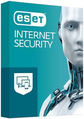 NOD32 ESET INTERNET SECURITY 3 KULLANICI KUTU 1YIL