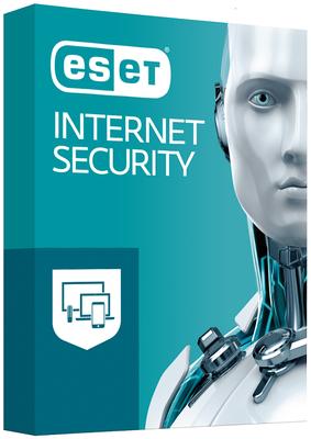 NOD32 ESET INTERNET SECURITY 5 KULLANICI KUTU 1YIL